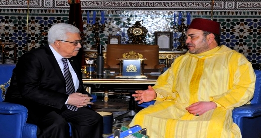 في رسالة للرئيس الفلسطيني.. الملك يؤكد التزامه الدائم بالدفاع عن الحقوق المشروعة للشعب الفلسطيني