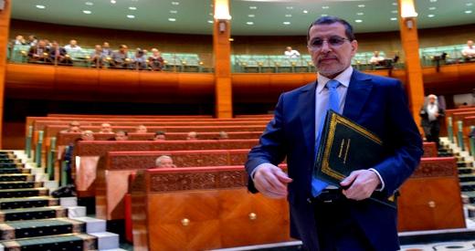 رئيس الحكومة سعد الدين العثماني يهدد بالاستقالة لهذا السبب