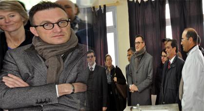 وزير التعليم الفلاماني يزور مدينة زايو في إطار تعزيز العلاقة المغربية الفلامانية