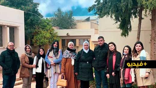 ابنة الناظور رباب بيعلا تنال الدكتوراه في الفيزياء والكيمياء بميزة مشرفة جدا