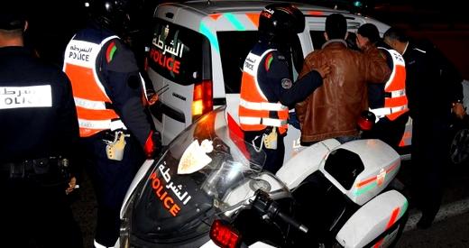 أمن الناظور يفكك عصابة إجرامية متخصصة في سرقة المنازل ليلة رأس السنة
