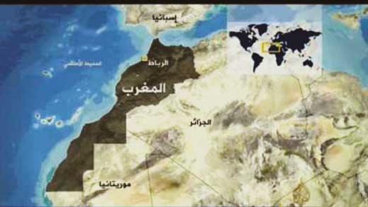 """""""الناتو"""" يعتمد خارطة المغرب كاملة ويوجّه صفعة قوية للنظام العسكري الجزائري"""