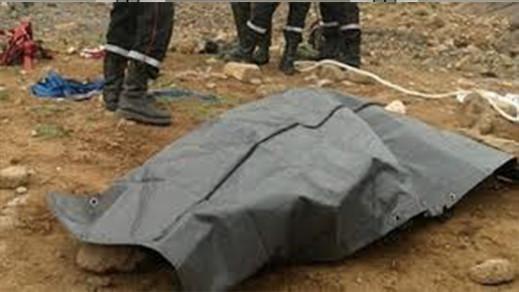 العثور على جثة شخص مجهول الهوية محروقة بالكامل في زايو