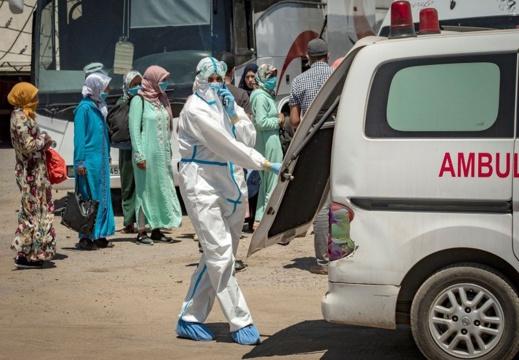 """بـ656 حالة جديدة.. تراجع """"قياسي"""" في عدد الإصابات الجديدة بكورونا في المغرب خلال 24 ساعة"""