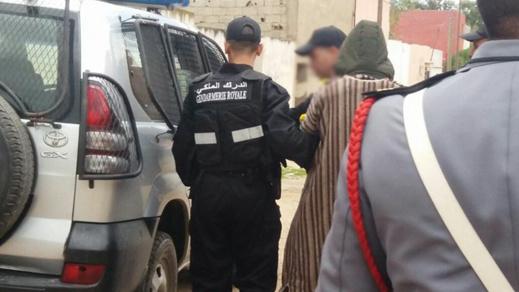 """""""توقيف مشتبه فيه آخر على ذمة قتل شاب وإحراق جثته في """"أولاد ستوت"""