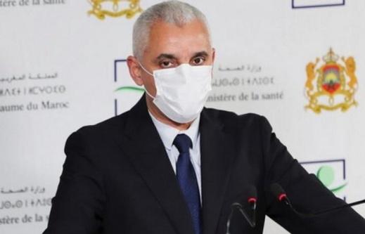 """وزير الصحة يوضّح كيف سيتم التلقيح بـ""""أسترازينيكا"""" والأشخاص المستهدفين بأولى الجرعات"""