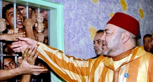 بمناسبة ذكرى تقديم وثيقة المطالبة بالاستقلال..  الملك يصدر عفوا عن 756 شخصا