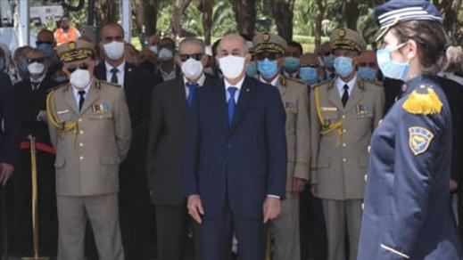 """الرئيس الجزائري تبون يعود إلى ألمانيا لاستكمال علاجه من مضاعفات """"كوفيد-19"""""""