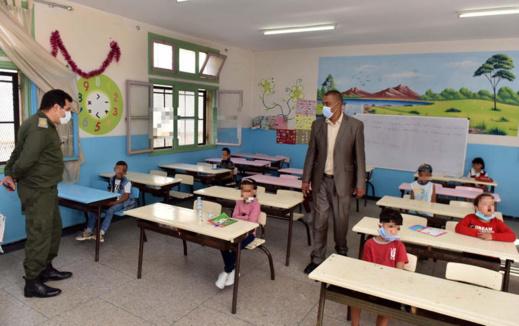 وزارة التعليم تبحث عن السلالة الجديدة لكورونا في صفوف التلاميذ