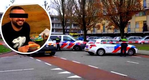 تفاصيل مثيرة.. هولندا تعتقل المتهم بتصفية شاب ريفي رميا بالرصاص