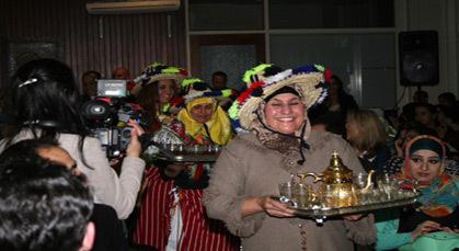 القنصلية المغربية بروتردام تحتفي بالنساء المغربيات بمناسبة اليوم العالمي للمرأة