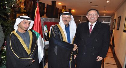 """الملك يعين الريفي """"عبد الوهاب بلوقي"""" سفيرا جديدا للمغرب بهولندا"""