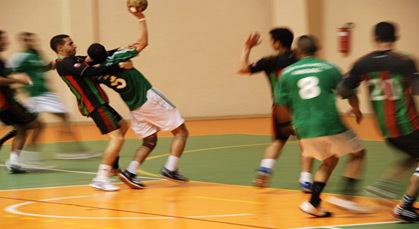 الرباط : هلاليو كرة اليد ينهزمون أمام الجيش الملكي