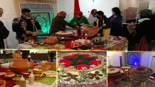 القنصلية العامة للمملكة المغربية ببروكسيل تحتفل بالسنة الأمازيغية 2971