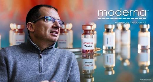 """تصريح صادم.. رئيس شركة """"موديرنا"""" يؤكد أن فيروس كورونا المستجد سيظل موجودا إلى الأبد"""
