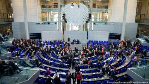 البرلمان الالماني يرفض مقترحا لليسار يدعو لحماية المسلمين