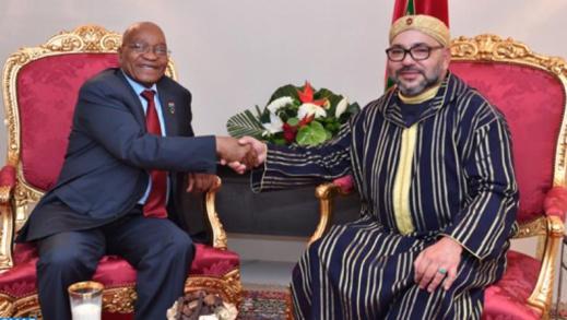 """بعد أزيد من 10 سنوات من """"القطيعة"""".. جنوب إفريقيا تقدّم """"أوراق المهادنة"""" إلى المغرب"""