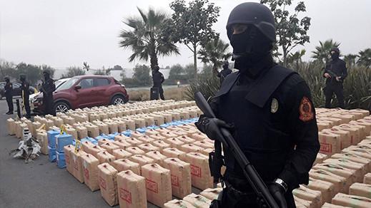 الناظور.. رجال أعمال ضمن شبكة لتجارة المخدرات