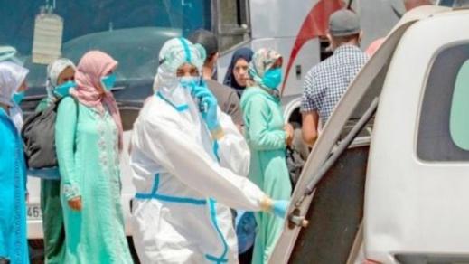 1246 إصابة جديدة بكورونا خلال 24 ساعة في المغرب ومجموع الوفيات يتجاوز 8000