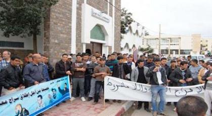 لجنة متابعة معتقلي 2 مارس تصدر بيانًا بعد تمتيع المعتقلين بالسراح
