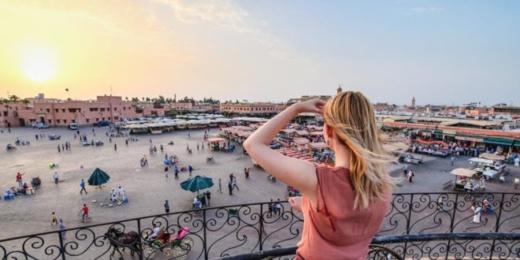 مداخيل السياحة تتراجع بأكثر من 57 في المائة خلال 2020