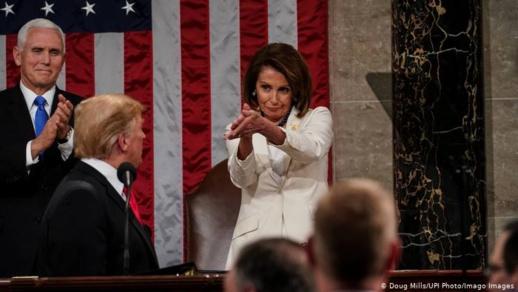 مجلس النواب الأمريكي يدرس خيارات محاكمة الرئيس السابق دونالد ترامب