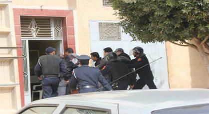 الهيئة المغربية لحقوق الإنسان تصدر تقريرا مفصلا حول أحداث زايو