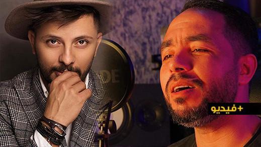 """الفنان خالد ليندو يطلق أغنية جديدة """"بلا عنوان"""" ممزوجة بـ""""كوفر"""" للفنان حاتم عمور"""