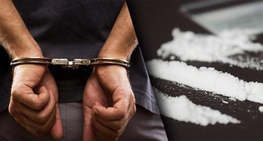 توقيف خمسة أشخاص للاشتباه في ارتباطهم بشبكة إجرامية تروج  الكوكايين