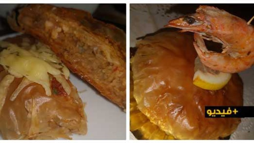 شاهدوا.. أم أكرم ناظورية تعيش بإسبانيا تقدم على قناتها باليوتوب وصفات للطبخ بالريفية والإسبانية
