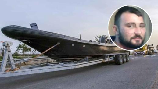 وفاة أشهر مهرب مخدرات في عرض البحر بسبب حادث تصادم مع زورق تابع للجمارك الإسبانية
