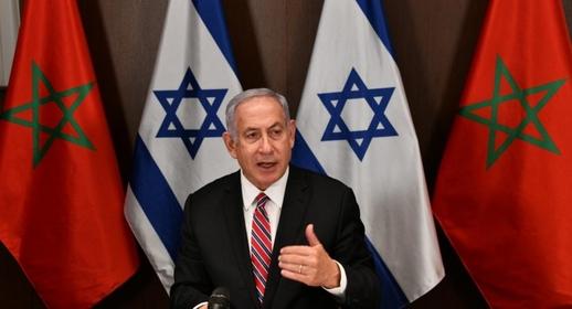 إسرائيل: الحكومة تصادق على رفع مستوى العلاقات مع المغرب