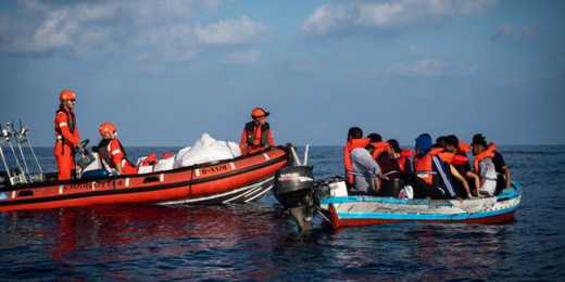 خفر السواحل الاسباني ينقذ 7 مهاجرين انطلقوا من سواحل الحسيمة