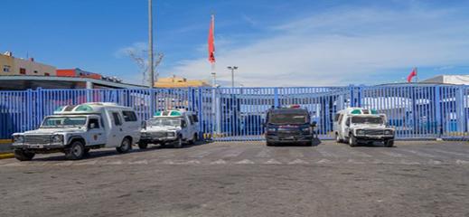 تمديد إغلاق الحدود بين الناظور ومليلية إلى هذا التاريخ