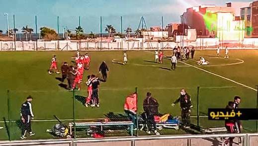 الهلال الناظوري يتلقى هزيمة بملعبه أمام وفاق أزغنغان