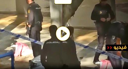 الشرطة الفرنسية تحتجز شخصا ألقى رأس بشريا في مشهد مروع من نافذة منزله