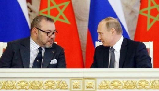 علاقات المغرب مع روسيا وإسرائيل تثير قلق إسبانيا.. وتتبع لخطوات الملك مع حلفائه الجدد