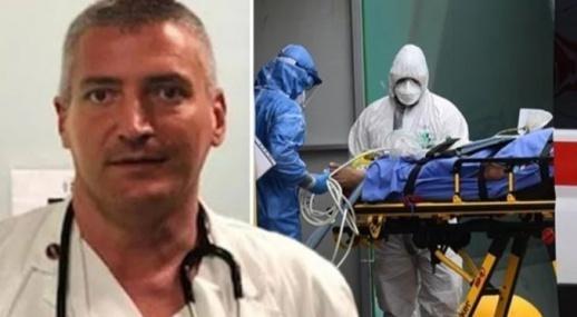 """طبيب """"يقتل"""" مصابين بكورونا حتى يوفر أسرة الإنعاش.. والشرطة توقفه وتفتح تحقيقا"""