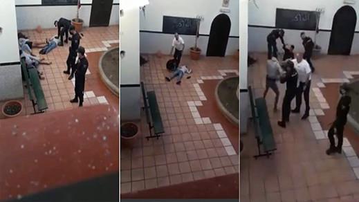 حكومة جزر الكناري توضح بشأن الاعتداء على المهاجرين القاصرين وتحاول تبرير العنف