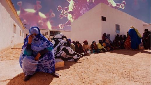 المغرب يقترح تقديم 20 ألف جرعة من لقاحات كورونا لسكان مخيمات تندوف