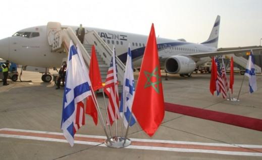 مسؤول يكشف موعد انطلاق الرحلات الجوية المباشرة بين اسرائيل والمغرب