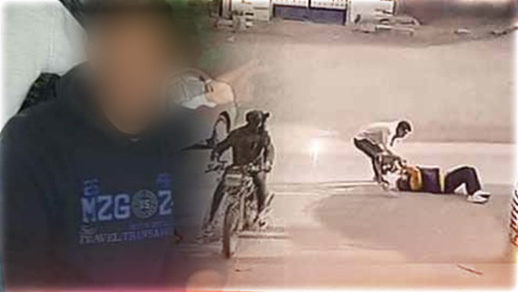 في ظرف زمني وجيز.. أمن أزغنغان يعتقل سارق حقيبة شابة بحي الرويسي