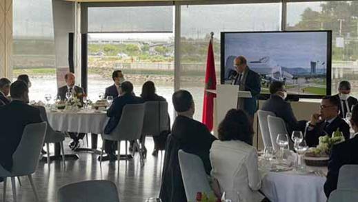 المدير العام لوكالة مارتشيكا يستقبل بالرباط الأمين العام للمنظمة العالمية للسياحة التابعة للأمم المتحدة