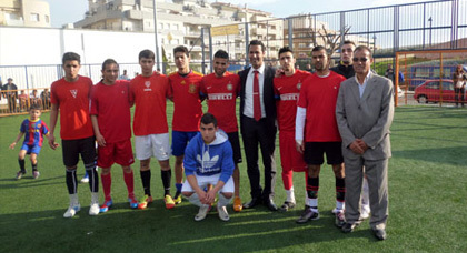 فريق مراكش يفوز على فريق ناظور سيتي في دوري نُظم بإسبانيا