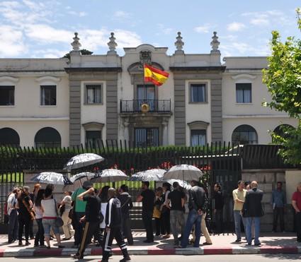إسبانيا تشرع في تسليم تأشيرات للمغاربة الراغبين في دخول أراضيها
