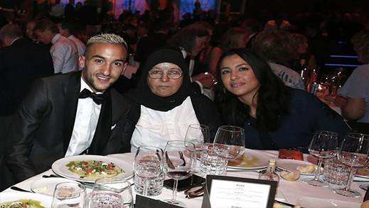 حكيم زياش : كان من الصعب التأقلم في لندن بعيدا عن العائلة والأصدقاء