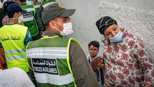 389 إصابة و13 وفاة جديدة بفيروس كورونا خلال 24 ساعة في المغرب
