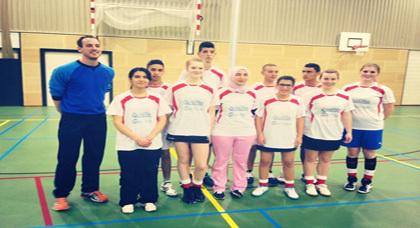المنتخب المغربي لرياضة الكورف بال في أول مشاركة عالمية بهولندا