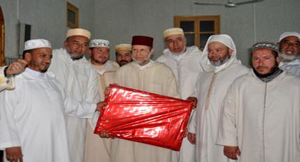 المجلس العلمي المحلي يكرم 15 إمام وخطيب بجماعة اولاد استوت