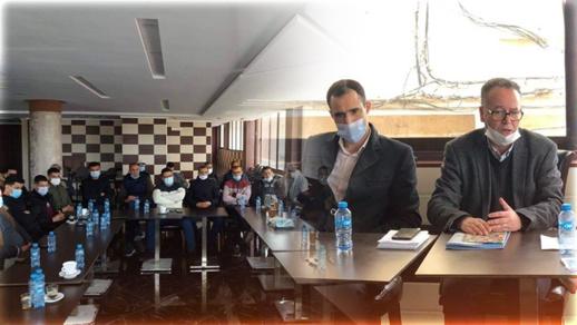 التجمعيون يؤسسون تنسيقية جماعة رأس الماء وينتخبون محمد بوعرفة منسقا
